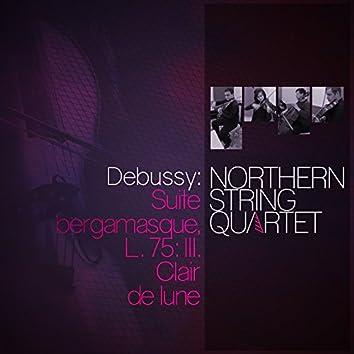 Debussy: Suite bergamasque, L. 75: III. Clair de lune