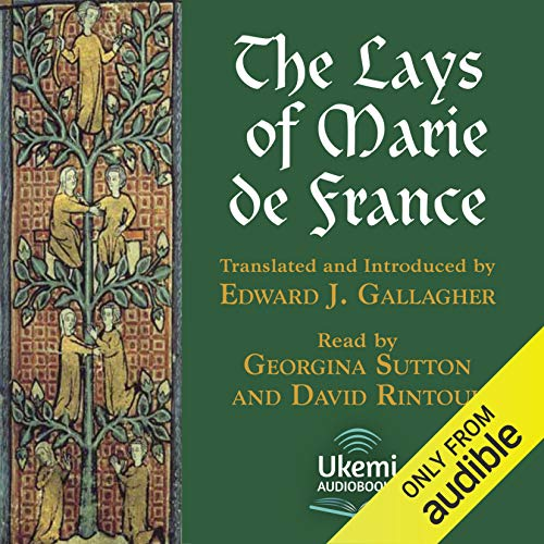 The Lays of Marie de France cover art