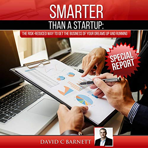 Smarter than a Startup  By  cover art