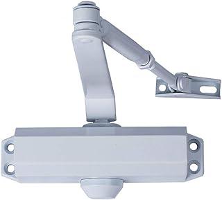 Wolfpack 3018025 - Cierra Puertas Con Retenedor Fuerza 3. Color Blanco (Puertas 80/100 cm.)