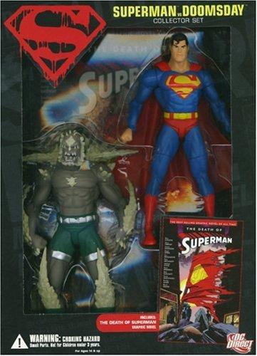 Superman Vs Doomsday Collector Set Buy Online In Cambodia Dc