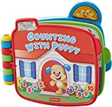 Fisher-Price Laugh & Learn Counting with Puppy Book by Fisher-Price
