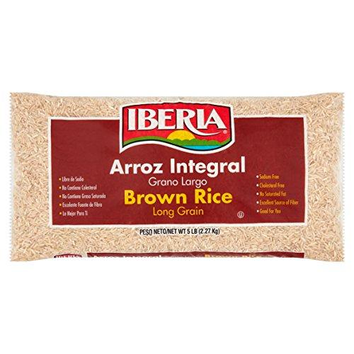 brown rice iberia - 1