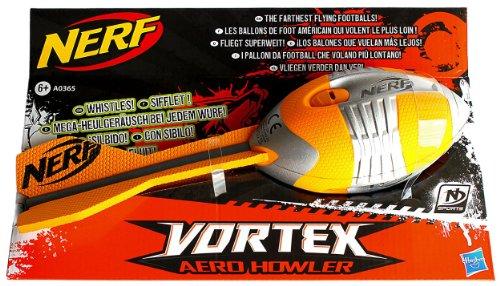 NERF Vortex Mega Heuler Kinder Spielzeug Wurfrakete Football Rocket Luftheuler