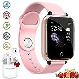 Smartwatch Offerta Del Giorno, Impermeabile DUODUOGO K8 Bluetooth Smartwatch per uomo Donna Bambini...