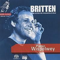 Britten: Cello Suites (2002-05-14)
