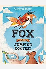 Fox and the Jumping Contest Hardcover