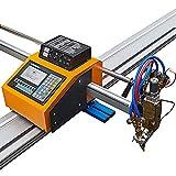 Mophorn CNC Plasma Cutter 63' x 138' Effective Cutting Portable CNC Machine 110V, Professional Plasma Cutting Machine, Flame Cutting Machine for Oxyfuel and Plasma Cutting