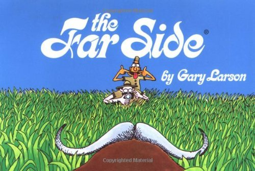 (The Far Side) By Larson, Gary (Author) Paperback on 01-Sep-1982