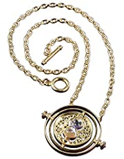The Noble Collection Hermione Time Turner - 24K plated