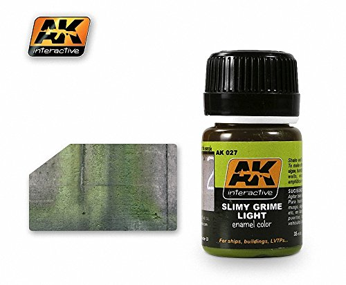 AK Interactive - Slimy Grime light # 027