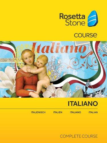 Rosetta Stone Italien Complete Course [Téléchargement PC]