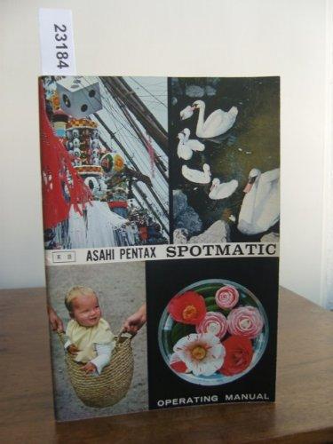 Asahi Pentax Spotmatic - Operating manual