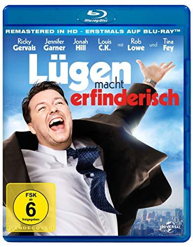 Lügen macht erfinderisch [Blu-ray]