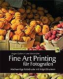Fine Art Printing für Fotografen: Hochwertige Fotodrucke mit Inkjet-Druckern Gebundene Ausgabe