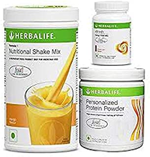 herbalife weight management plan