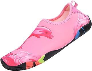 Padaleks Water Shoes for Womens Mens Unisex Summer Beach Barefoot Shoes Quick Dry Aqua Socks for Swim Yoga Exercise
