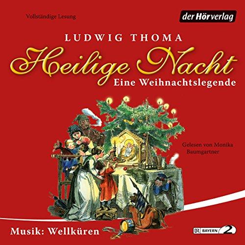 Heilige Nacht. Eine Weihnachtslegende Titelbild
