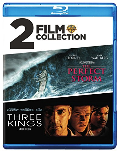 Perfect Storm/Three Kings (BD) [Blu-ray]
