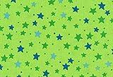 Kissenscheune Stoff Baumwollstoff Westfalenstoffe Sterne