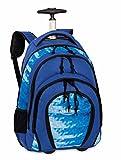 Bestway Mochila trolley 40133-0400 azul
