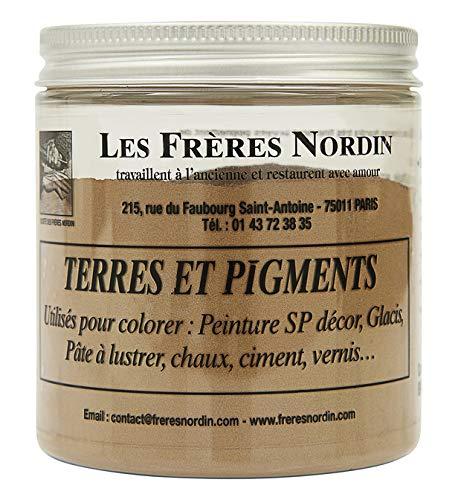 I fratelli Nordin 418164Terra pigmento marcia Marrone