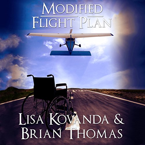 Modified Flight Plan audiobook cover art