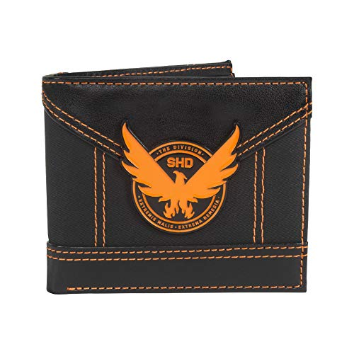 The Division 2 Metal Badge Wallet