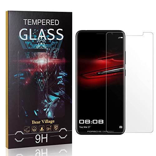 Bear Village Displayschutzfolie für Huawei Mate RS, 9H Härte Displayschutz, Kratzfest Schutzfilm aus Gehärtetem Glas für Huawei Mate RS, 99% Transparenz, 1 Stück
