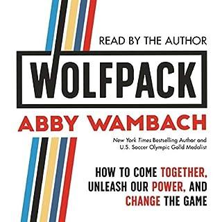WOLFPACK audiobook cover art