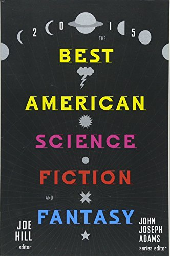 The Best American Science Fictio...