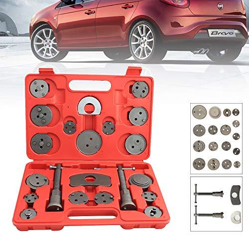 TolleTour 22tlg. Bremskolbenrücksteller Rücksteller Zurücksetzen Rücksetzer drehen Set Bremskolben Rückstellsatz
