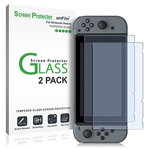 Best Screen Protector For Nintendo Switch
