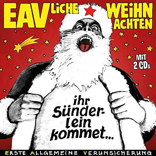 Eavliche Weihnachten-Ihr Sünderlein Kommet (40 Seiten Buch + 2CD)