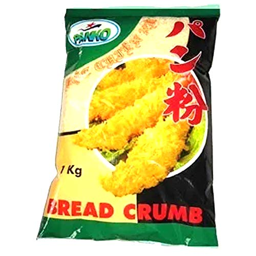 PANKO Bread Crumbs, 1kg