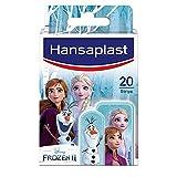 Hansaplast Kids FROZEN 2 Kinderpflaster (20 Strips), Wundpflaster mit Disney-Motiven zum Aufmuntern,...