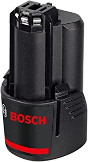 Bosch Professional 12V System Battery Pack GBA 12V 3.0Ah (12V, 3.0 Ah, in Carton Box)