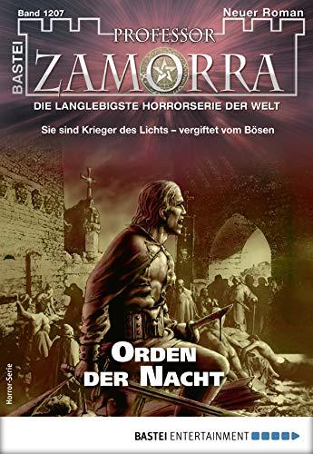 Professor Zamorra 1207 - Horror-Serie: Orden der Nacht