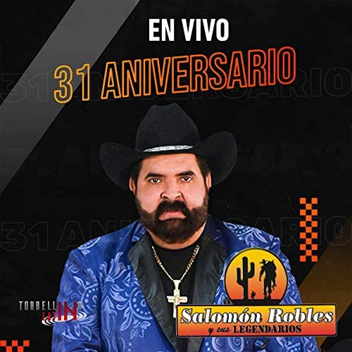Salomon Robles Y Sus Legendarios