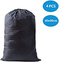 DoGeek Laundry Bags Dirty Laundry Bag for Camp Laundry Bag Unisex Travel Laundry Bag Heavy Duty Laundry BagUnisex (4 Pack,...