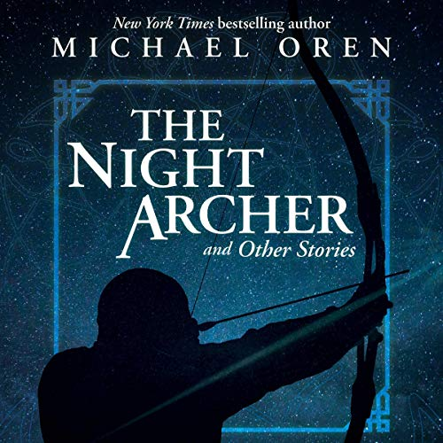 The Night Archer  By  cover art