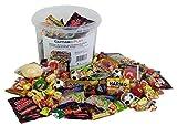 Süßigkeiten – Mix Party Box ohne Schokolade mit 1.2 kg, für Kindergeburtstag mit 6 Kinder(1.2 kg