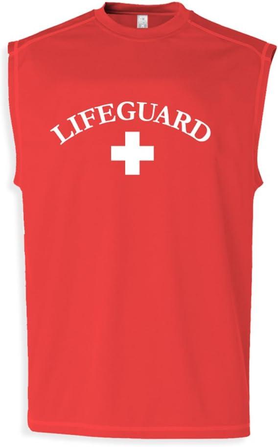Accessories Lifeguard Logo VLX Lifeguard Muscle Tee Aquatic ...