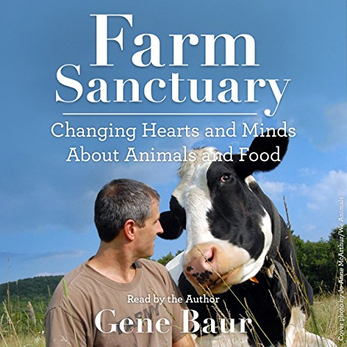 Farm Sanctuary audiobook cover art
