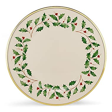 Lenox Holiday Set of 6 Dinner Plates,multi