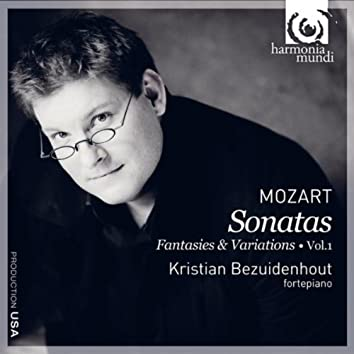 Mozart: Keyboard Music Vol. 1