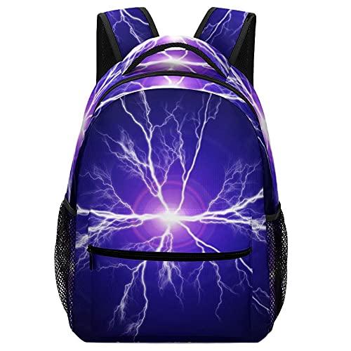 Mochila para niños y niñas, mochila escolar para niños, bolsas de libros, luces de energía pura
