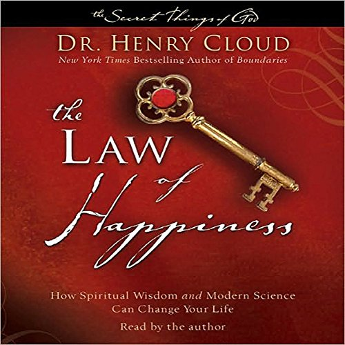 Law of Happiness cover art