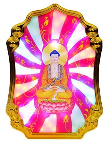 """ブッダマシーン""""卓上LEDライト""""/Buddha machine LED"""