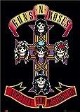Guns N Roses Appetite Unisex Poster Multicolor Papier 61 x